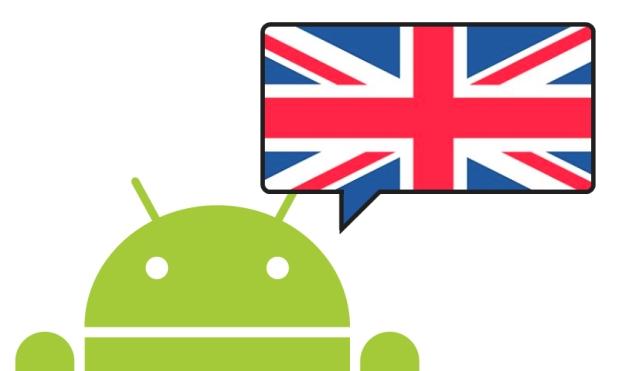 Android английский