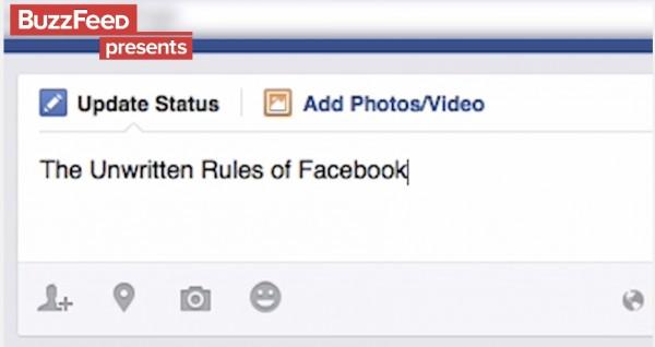 ВИДЕО: Неписаные правила поведения в Facebook и других социальных сетях