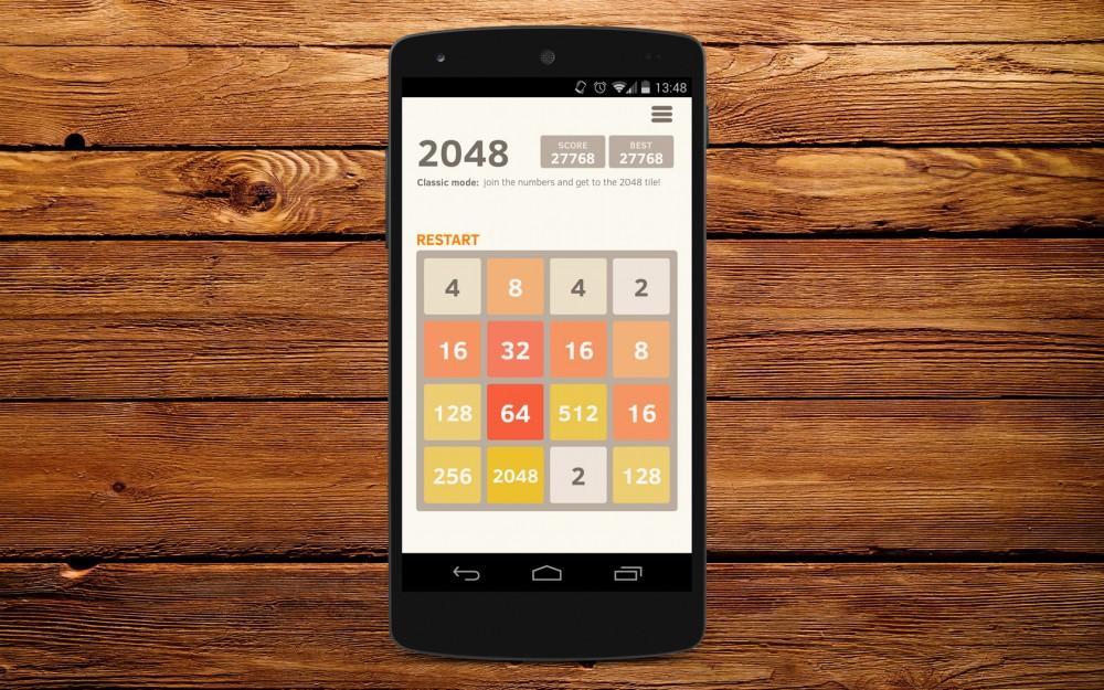 Как выиграть в 2048: Секретный алгоритм