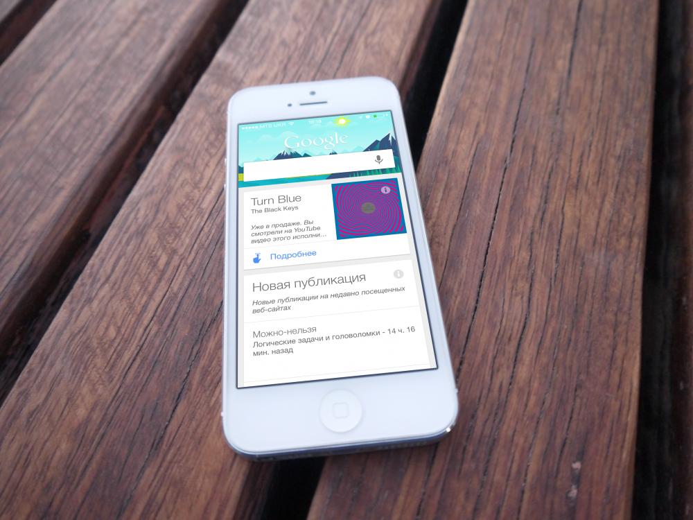 Обновленный Google Now для iPhone — прощай, Siri