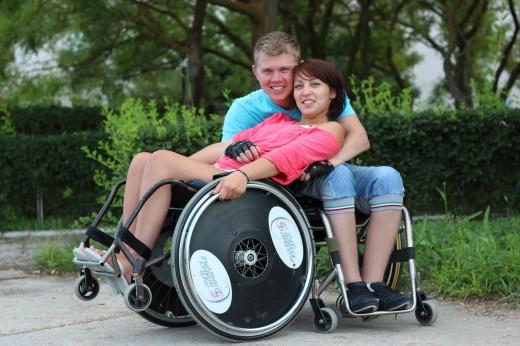 Виталий и Ульяна: «У любви нет инвалидности»