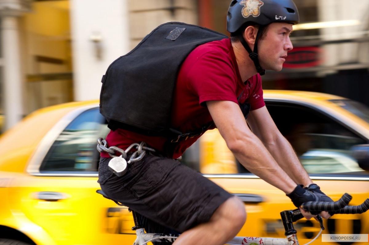 ВИДЕО: Велокурьеры Нью-Йорка показывают, что на велосипеде ездить можно по любому городу в любую погоду!