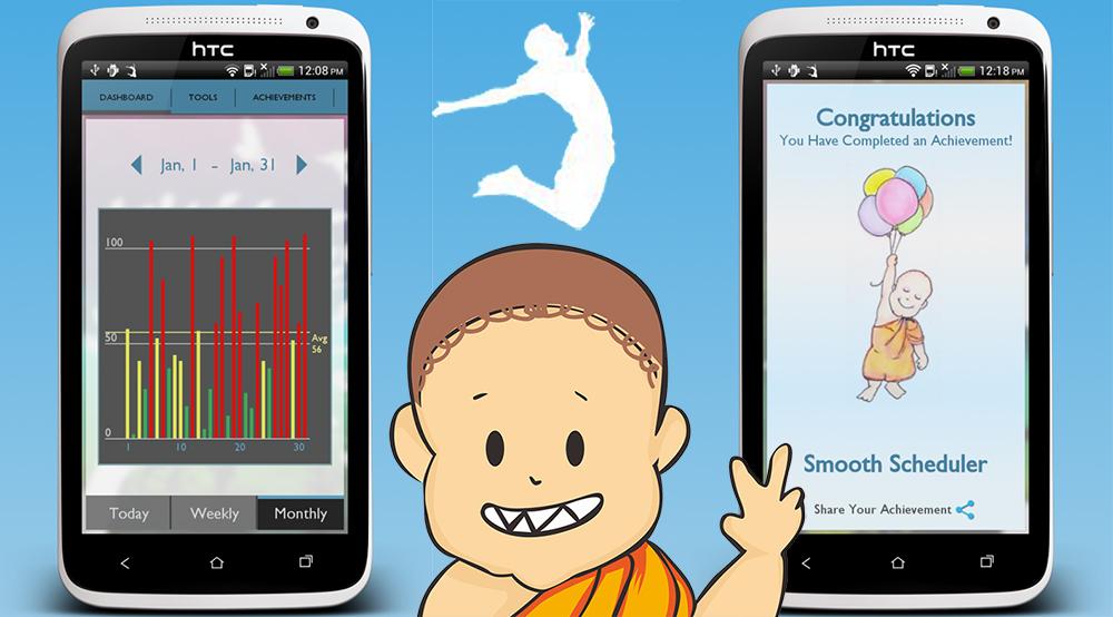 BreakFree для Android поможет избавиться от номофобии