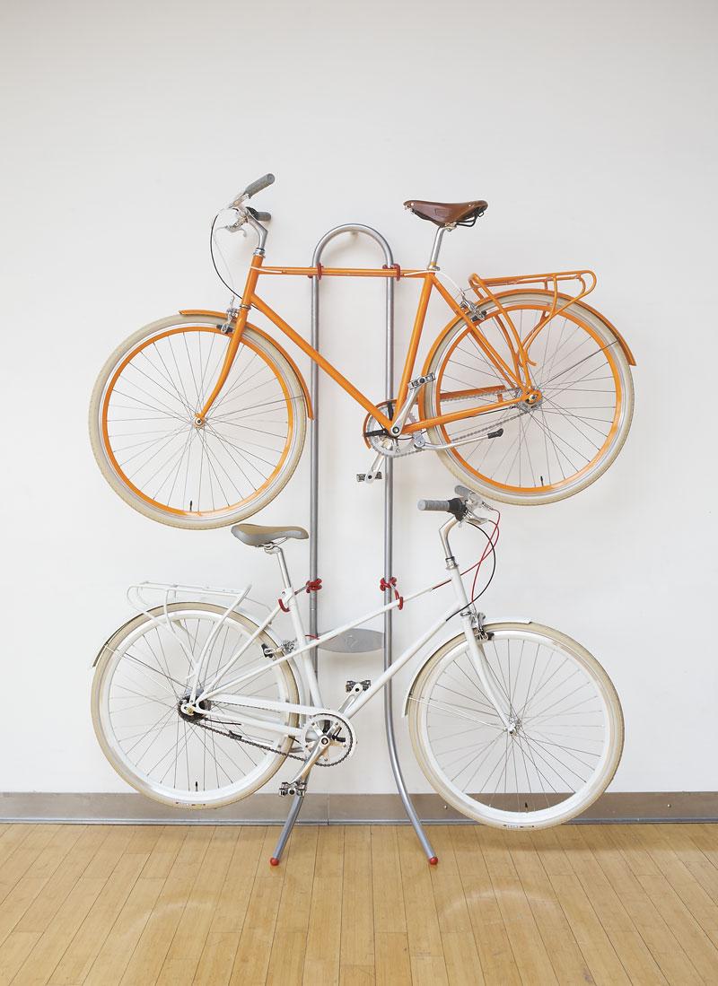 Держатели для велосипедов своими руками