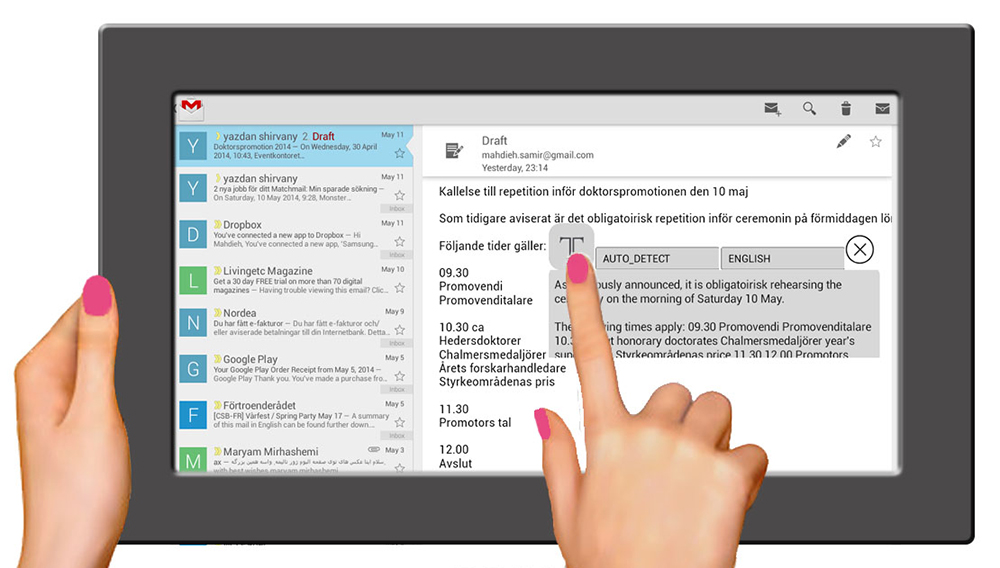 Как быстро перевести любой текст на Android с Inapp Translator