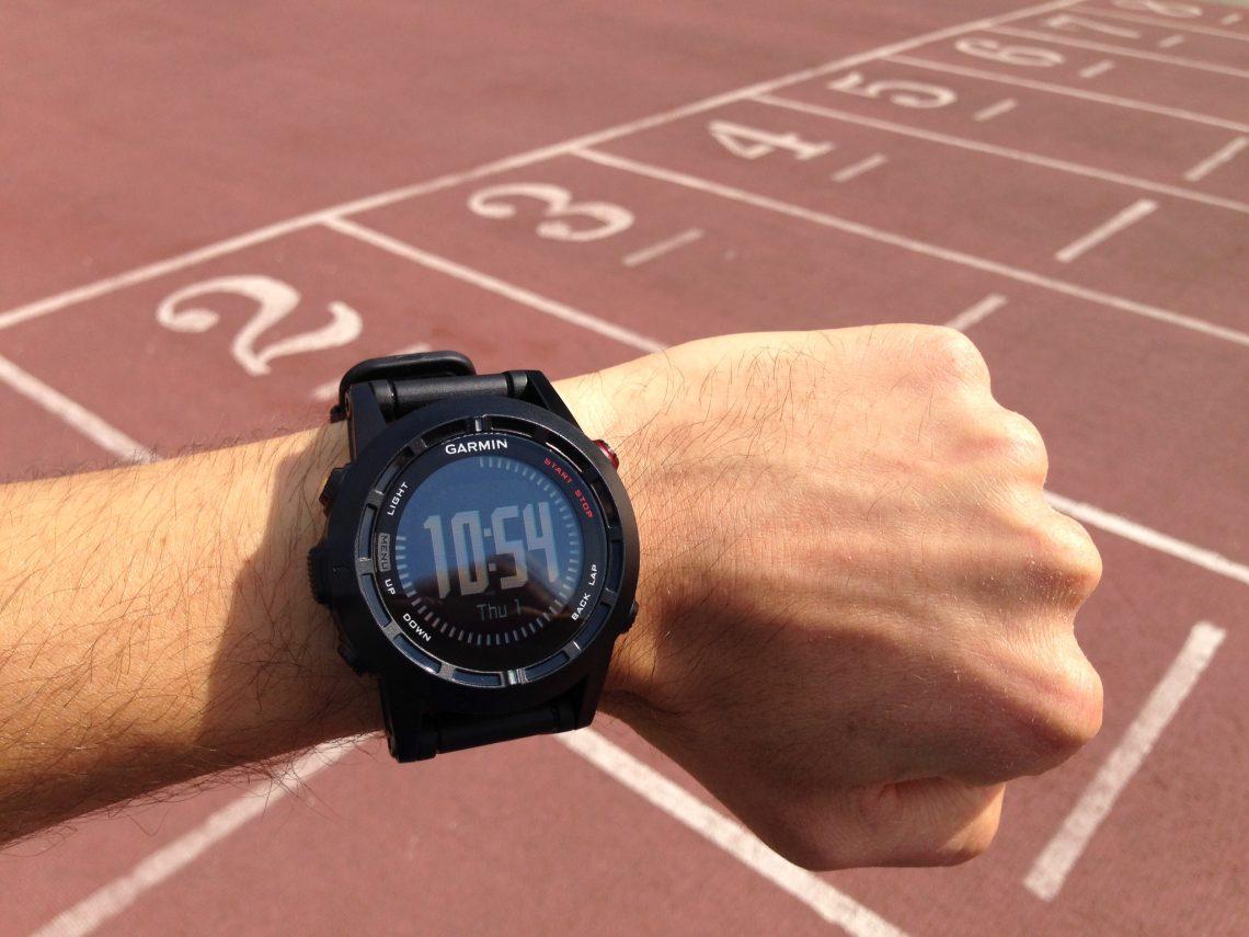 ОБЗОР: GPS-часы для триатлона Garmin Fenix 2