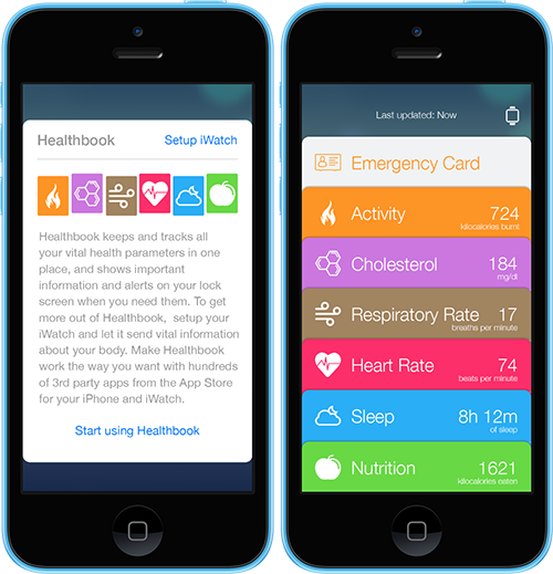 Healthbook-Demo