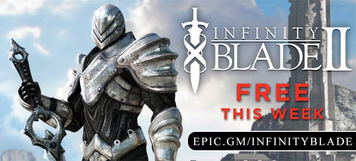 Infinity Blade 2 стала временно бесплатной!