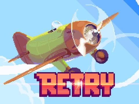 Создатели Angry Birds выпустили игру в стиле Flappy Bird — Retry