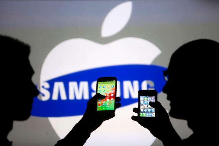 Samsung выплатит Apple 120 миллионов долларов за нарушение патентов
