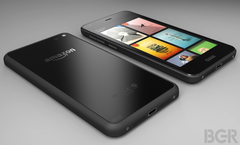 Смартфон от Amazon внешне будет похож на iPhone и Samsung Galaxy