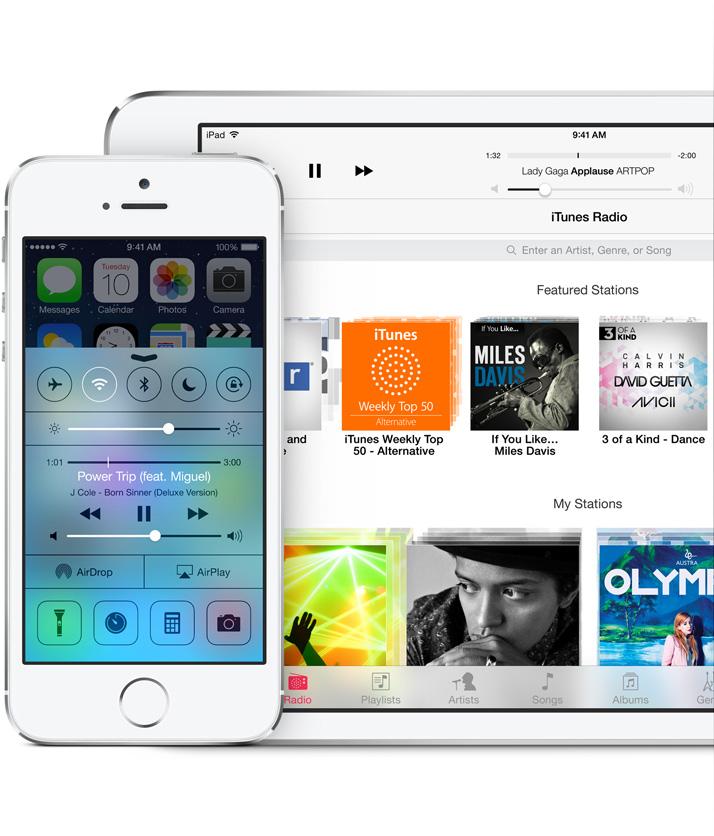 Концепт iOS 8 с усовершенствованным Control Center, виджетами и другими фишками (ВИДЕО)
