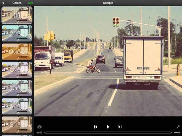 Программу для монтажа видео на mac os