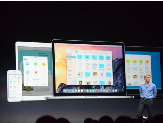Apple представила облачный сервис iCloud Drive (новость обновляется)