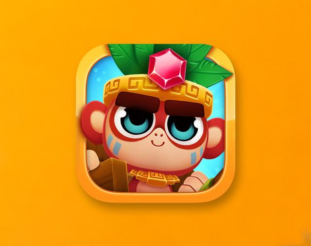 Tiki Monkeys для iOS поможет размять ваши пальцы