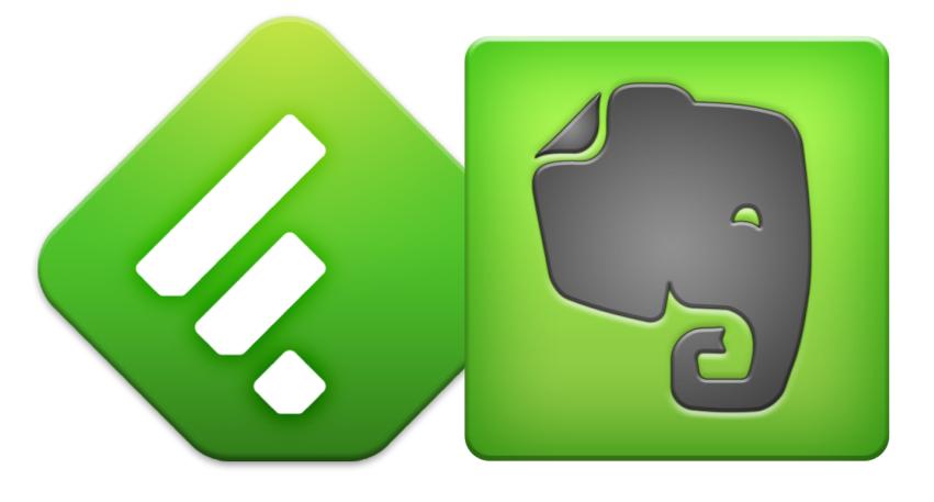 7 актуальных сценариев использования связки Evernote + Feedly Pro
