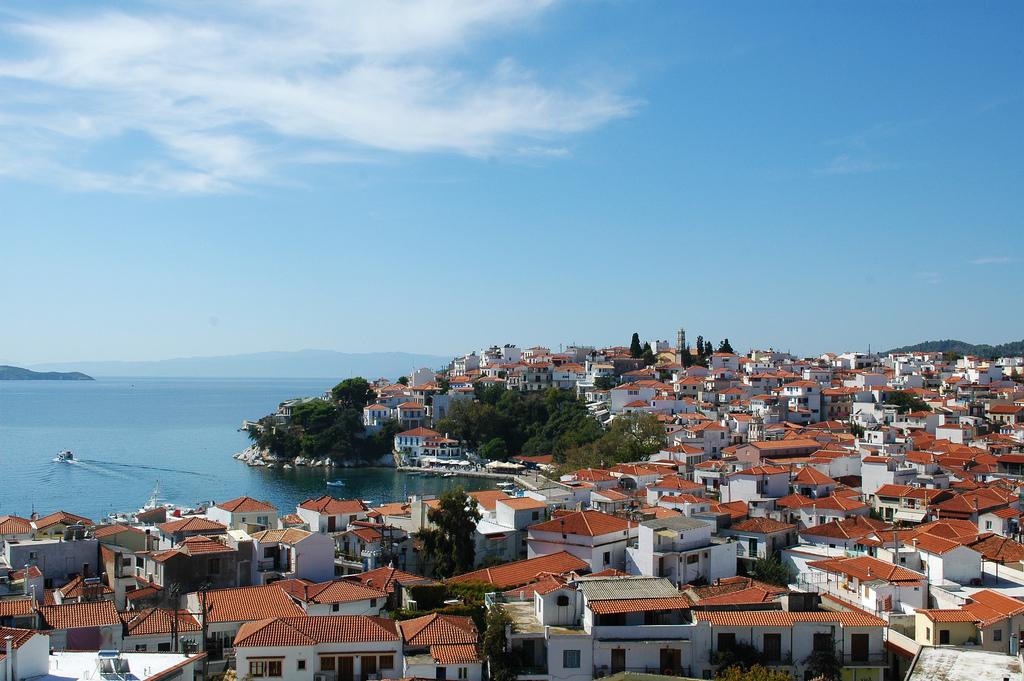 Скиатос, Греция