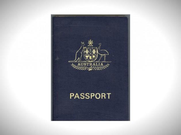 автралийский паспорт