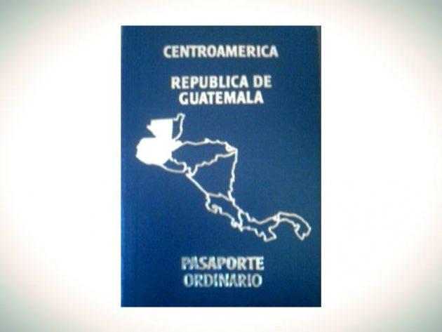гватемальский паспорт