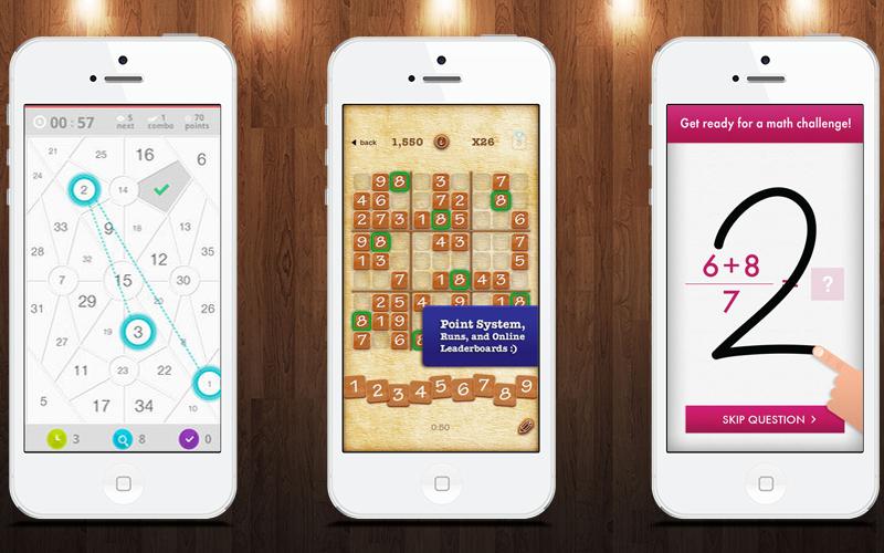 Умные игры для iOS: Quick Math, Sudoku, Next