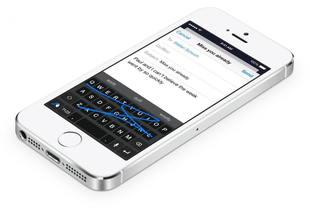 SwiftKey: казалось бы, причем тут Apple?