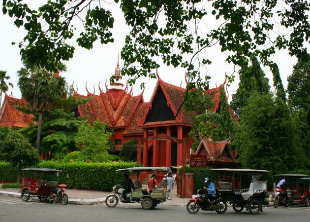 Как переехать в Камбоджу и работать оттуда: личный опыт