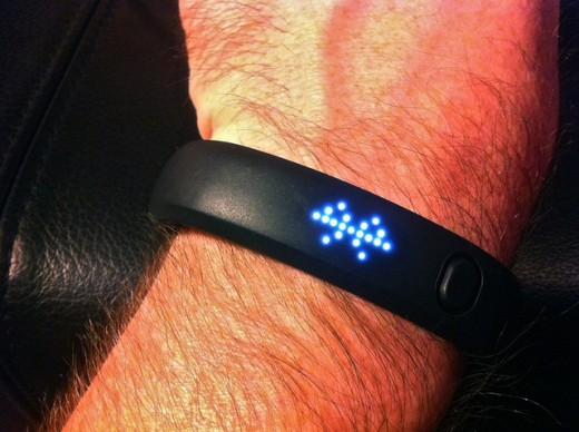 Nike+ Fuelband - The Pug Father/Flickr.com