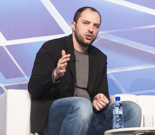 Ян Кум, соучредитель и CEO мессенджера WhatsApp
