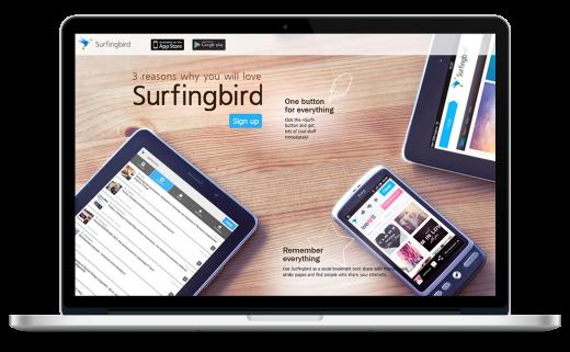 Surfingbird Screen