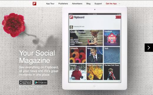 Flipboard-website-on-mevvy.com_