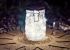 Прикроватный креатив: как сделать ночную лампу из новогодней гирлянды