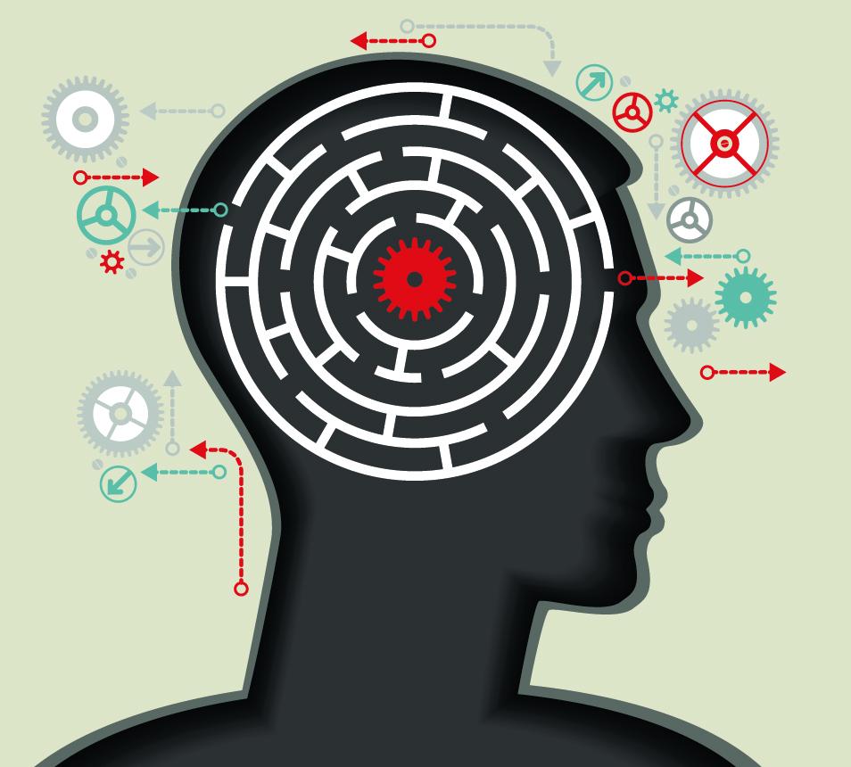 Ошибки, которые каждый день подсознательно совершает наш мозг