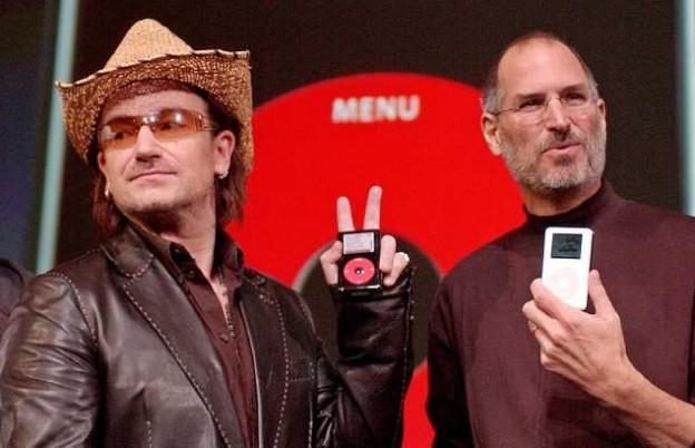 """Боно: """"Apple стоит больше рассказывать о своей борьбе со СПИДом"""""""