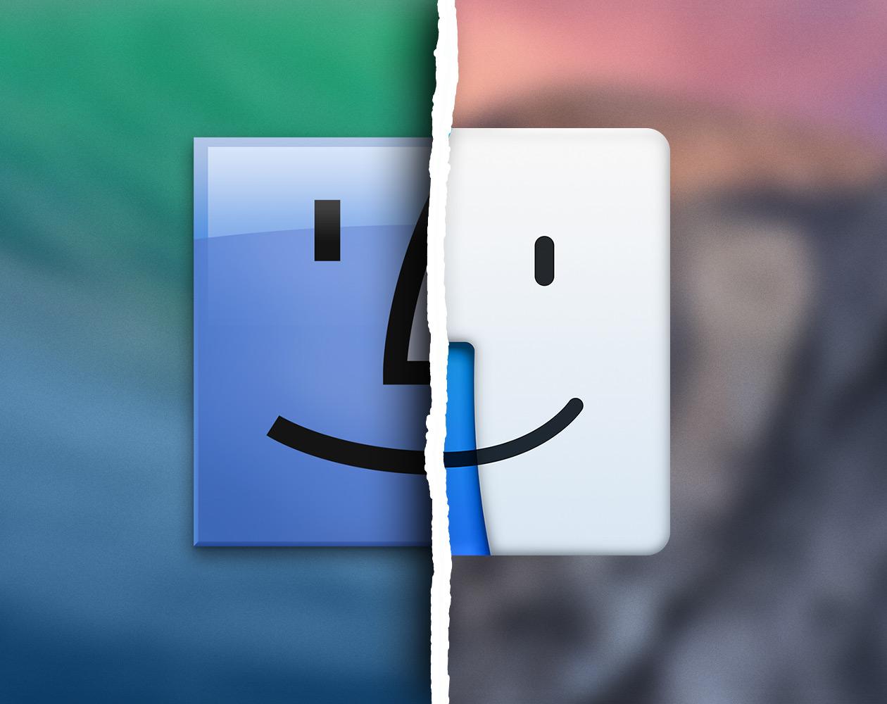 Иконки OS X Yosemite: насколько радикальны изменения?