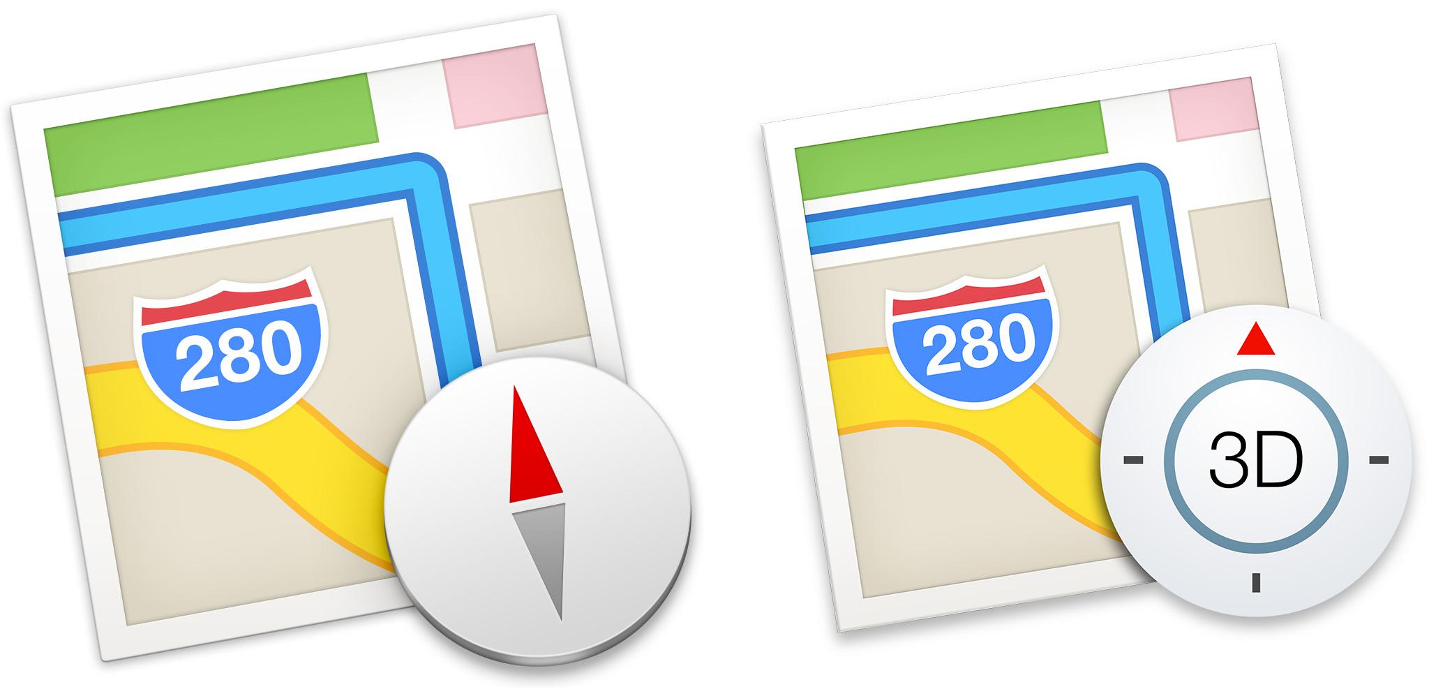 Apple Maps начали отображать некоторые объекты в реальном времени