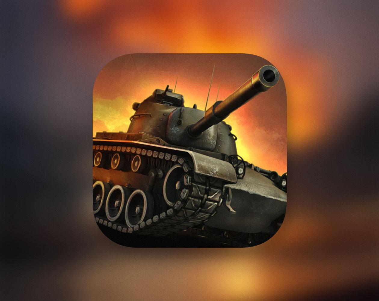 World of Tanks Blitz для iOS — самые популярные танковые сражения