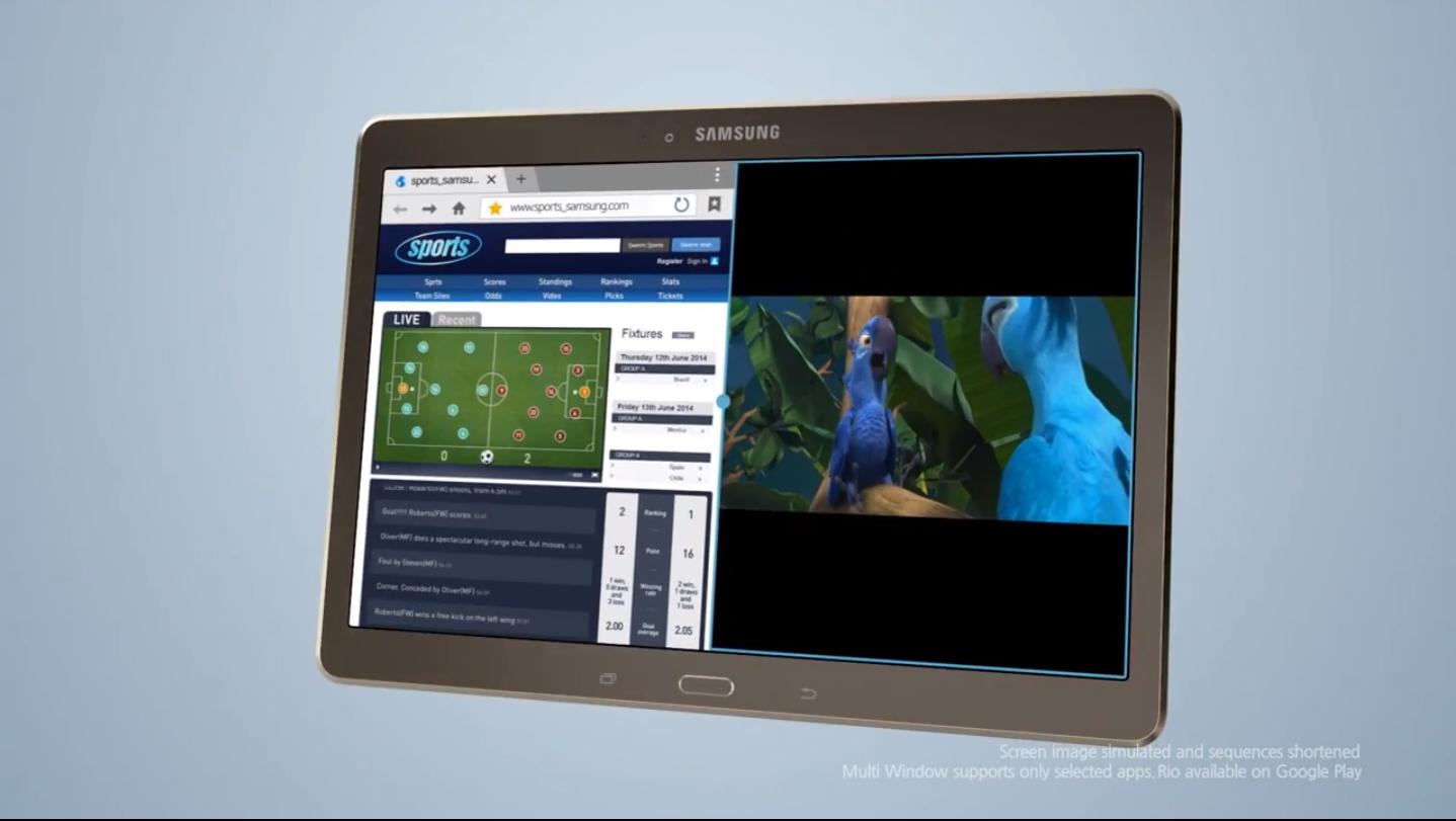 Samsung в очередной раз неудачно потроллила iPad в своей рекламе