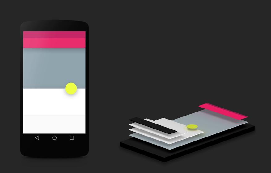 Material Design — новое направление дизайна Google, которое совершит революцию