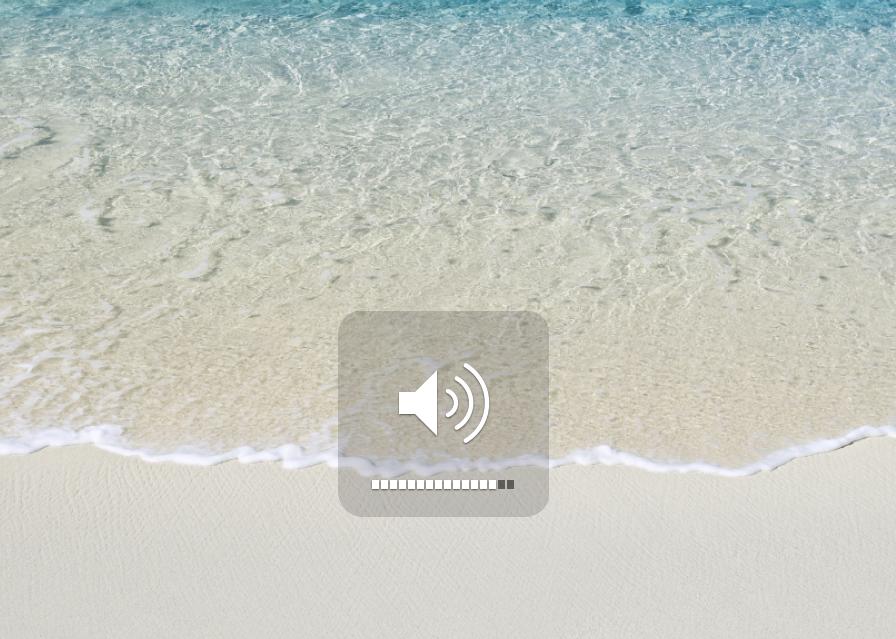 Как в OS X задать автоматический уровень громкости для внешних устройств