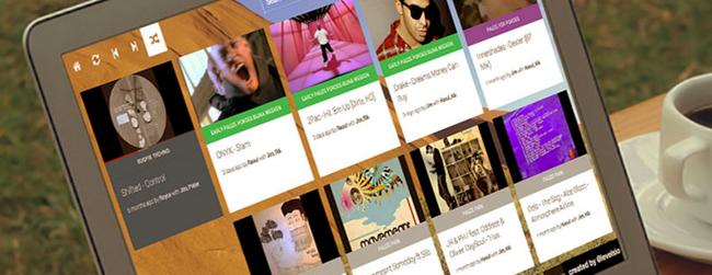 Play My Inbox — сервис, собирающий всю музыку с вашего почтового аккаунта