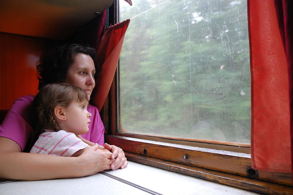 Как научить ребёнка чему-то новому в путешествии