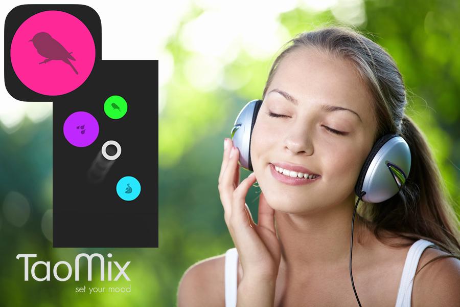Как создать собственный микс из расслабляющих звуков с TaoMix