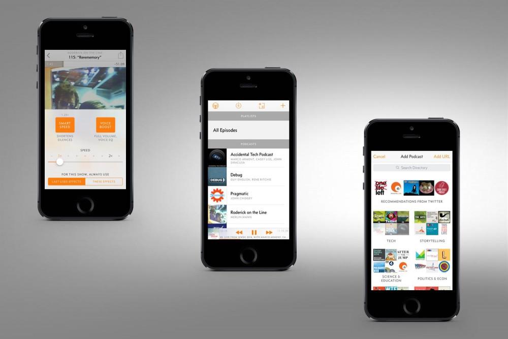 Overcast — один из лучших подкаст-менеджеров для iOS