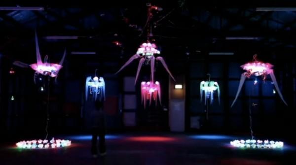 ВИДЕО: Необычные инсталляции из обычных вещей