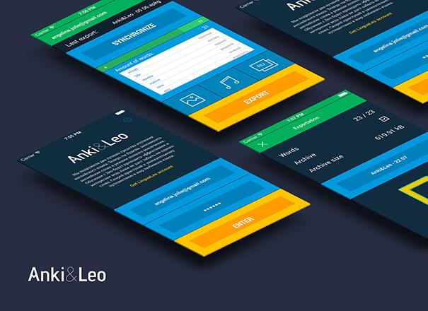 Anki&Leo для iOS подружило два лучших сервиса для изучения языков