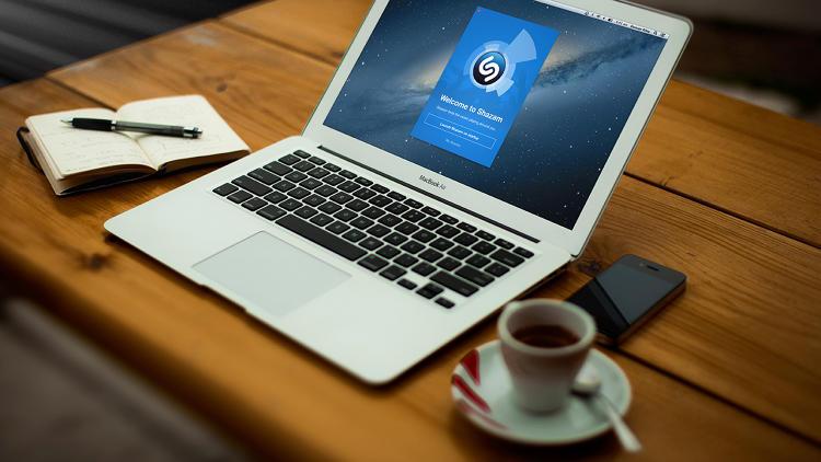 Shazam запустил свое первое десктопное приложение