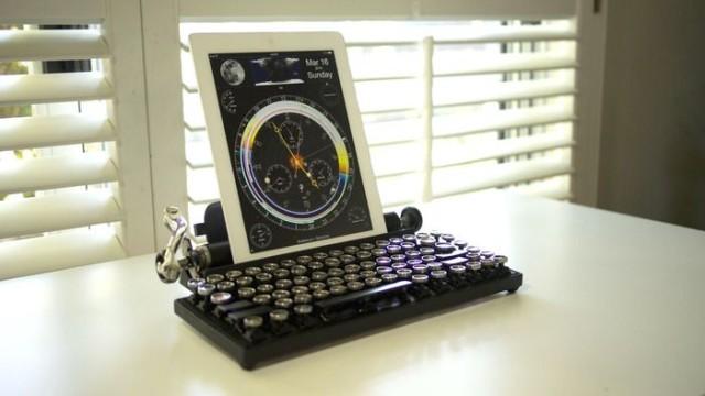 Qwerkywriter: превратите свой iPad в печатную машинку