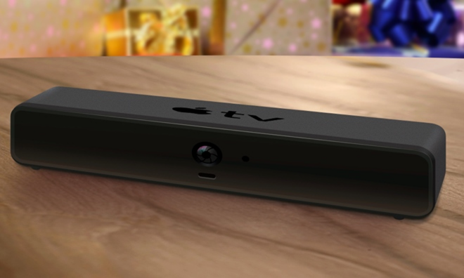 Большое обновление Apple TV отложено до 2015 года