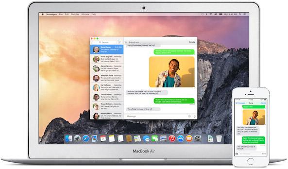Apple прекращает поддержку AIM-аккаунтов в Сообщениях на Mac