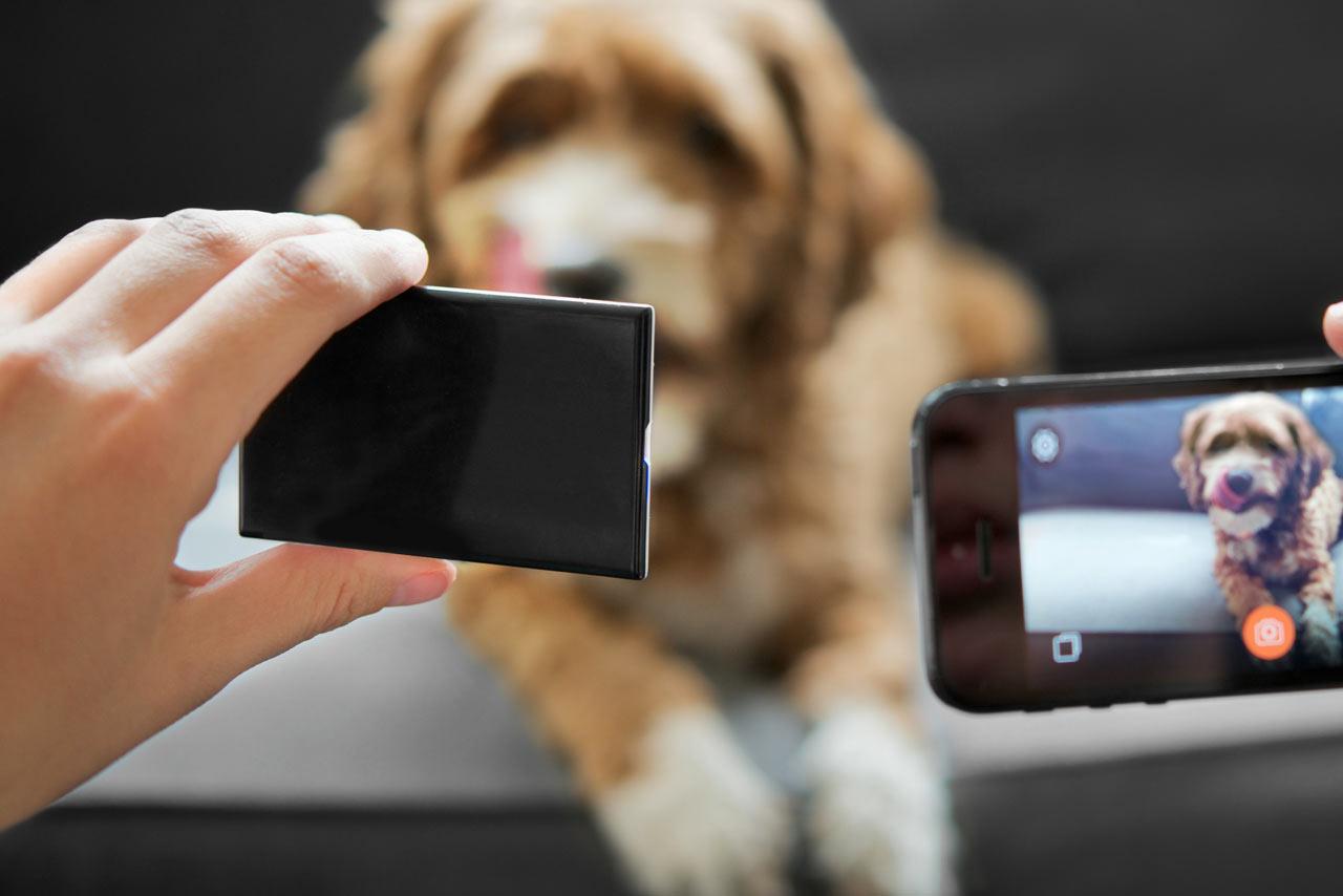 Nova — беспроводная вспышка для создания великолепных фото на iPhone